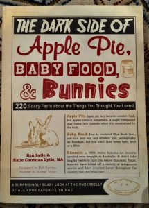 dark side apple pie baby food bunnies