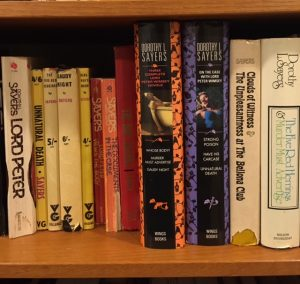 dorothy l. sayers books