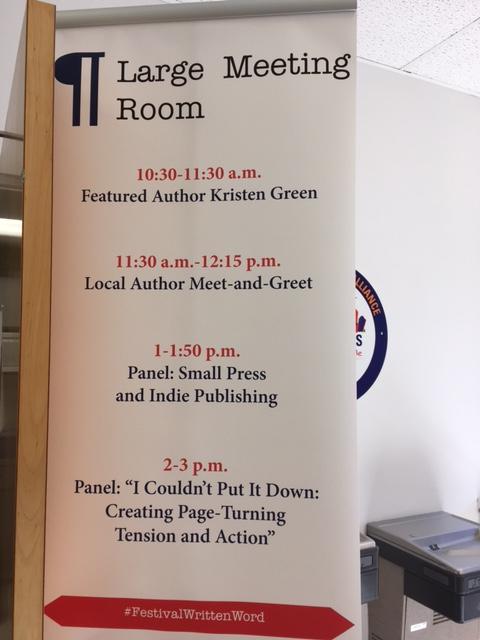 Chesapeake Library Meeting Room