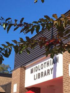 midlothian library festivalwrittenword