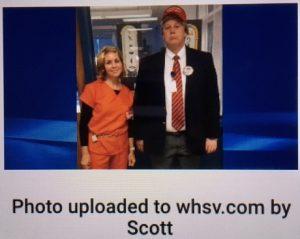 whsv scott inmate hillary trump