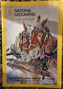 national geographic catalogue