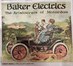 baker electrics aristocrats motordom