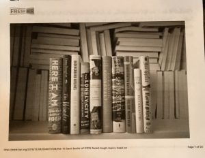 bookshelf books 2016