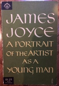 portrait of the artist as a young man james joyce