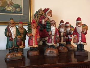 santa collection writing family rituals
