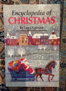 writing holidays encyclopedia christmas