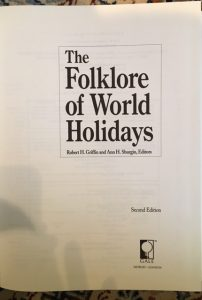 writing holidays folklore world holidays