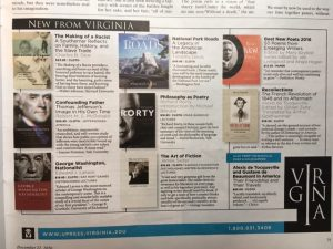 Virginia ad New York Review of Books