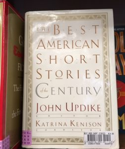 best american short stories john updike katrina kenison
