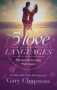 writing love five love languages gary chapman