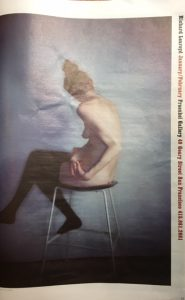 nude painting New York Review of Books