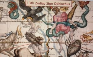 thirteenth constellation ophiuchus
