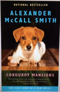 alexander mccall smith corduroy mansions