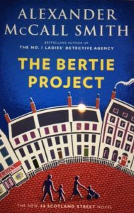 alexander mccall smith the bertie project