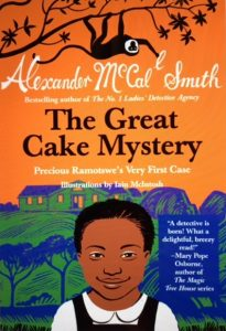 alexander mccall smith the great cake mystery