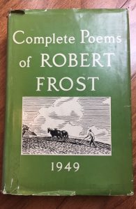 complete poems robert frost
