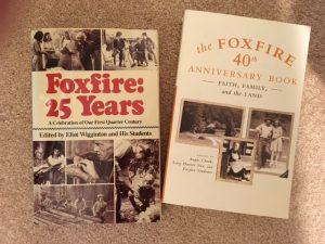 regional reading foxfire
