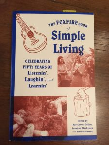 regional reading simple living
