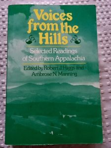 regional reading voices from the hills