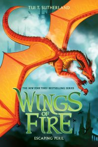 wings of fire book cover
