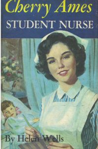 Cherry Ames nurse book