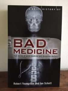 besotted books bad medicine robert youngston ian schott