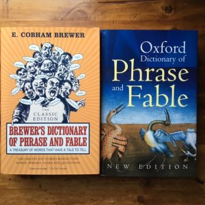 brewers dictionary phrase fable