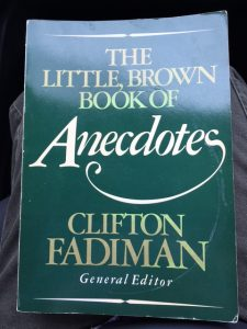 loving used bookstores little brown book anecdotes clifton fadiman