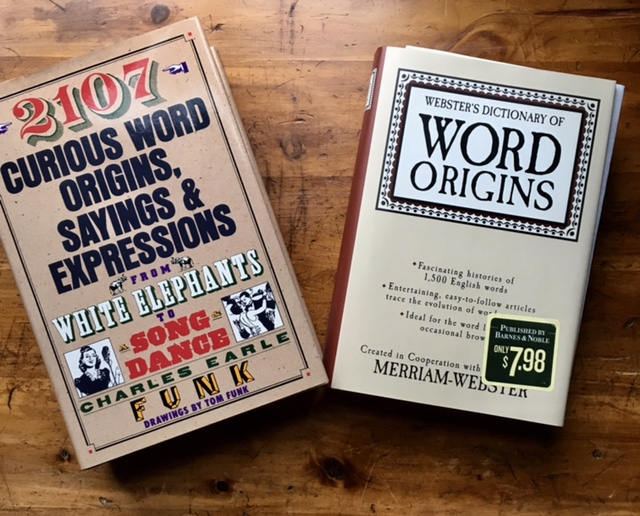 french dictionary with word origins