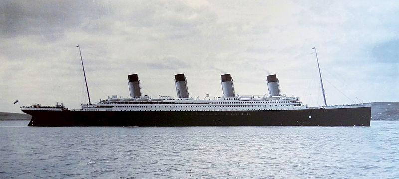 titanic remembrance day