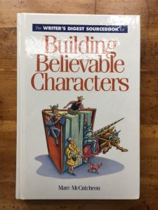 characterizing characters building believable characters