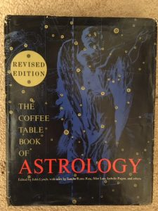 coffee table book astrology