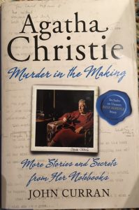 agatha christie murder in the making