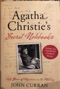 agatha christies secret notebooks