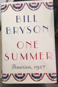 bill bryson one summer