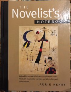 novelists notebook