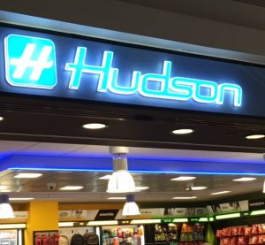 airport hudson store