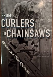 curlers chainsaws women their machines