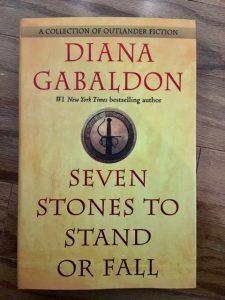 seven stones stand fall diana gabaldon