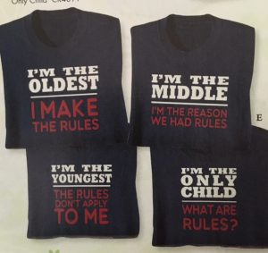 sibling age tees