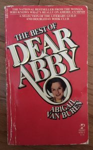 off beat character building best dear abby abigail van buren