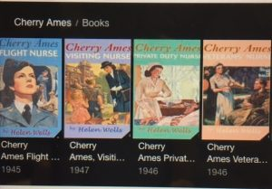 cherry ames books