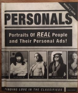 personals portraits real people personal ads