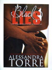 black lies alessandra torre