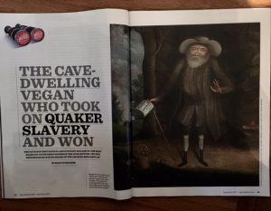 cave dwelling vegan quaker slavery