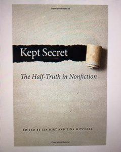 kept secret half truth nonfiction
