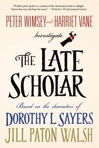 late scholar dorothy sayers