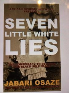 seven little white lies jabari osaze
