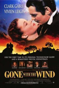 books into movies gone with the wind movie